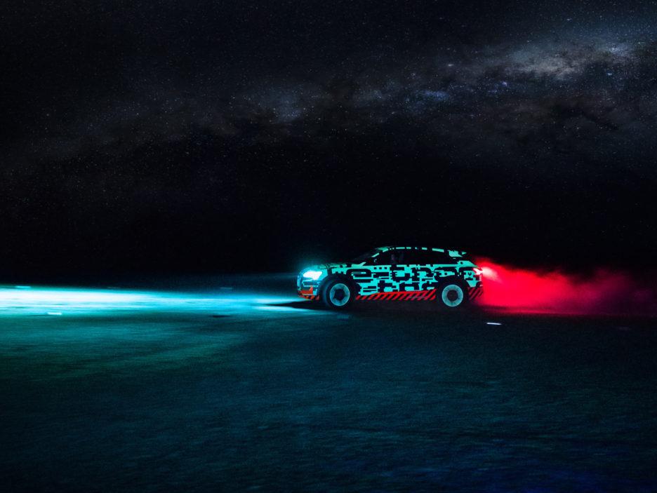 Audi e-Tron - Primo Contatto 2018 - 2