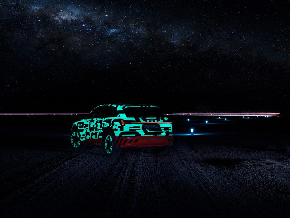 Audi e-Tron - Primo Contatto 2018 - 3