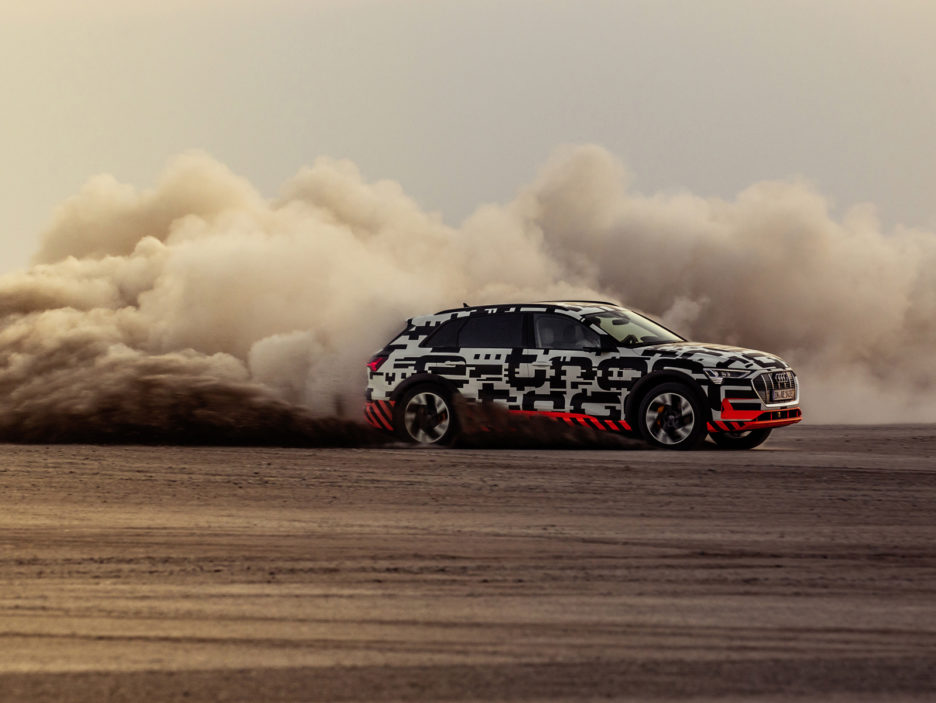 Audi e-Tron - Primo Contatto 2018 - 6
