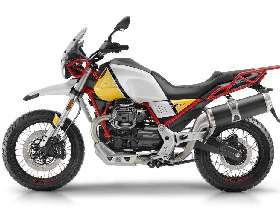 Moto Guzzi V85 TT 4