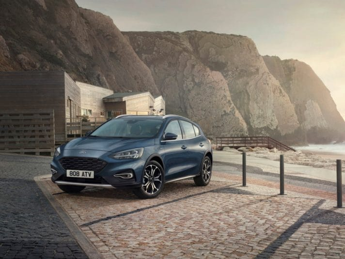 Ford Focus Popularity Hits 4-year High as Active X Vignale Model