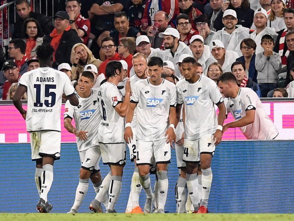 FC Bayern Munich vs TSG 1899 Hoffenheim