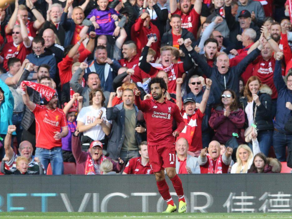 Liverpool vs Brighton Hove Albion