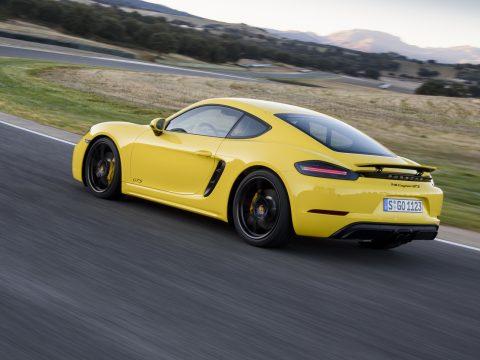 Porsche 718 GTS 3
