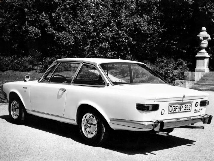 Glas BMW 3000 Coupé