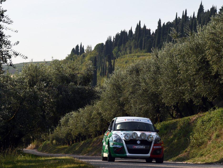 Sersio Denaro, Ermanno Corradini (Suzuki Swift #58, Cst Sport )