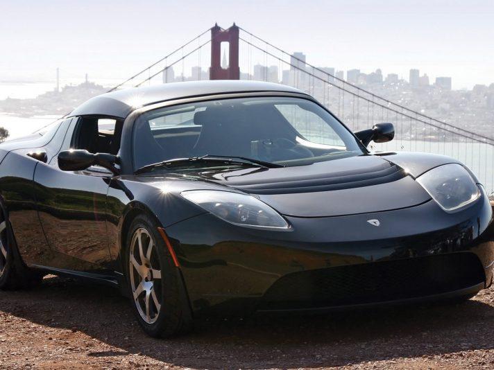 2008 - Tesla Roadster