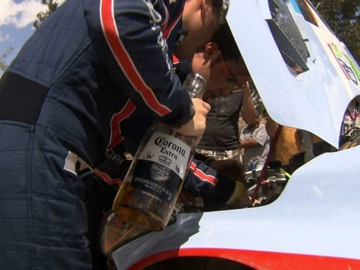 Hyundai Corona WRC Rally Messico 2014