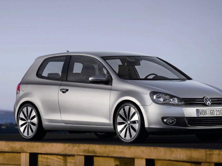 1 - Volkswagen Golf VI