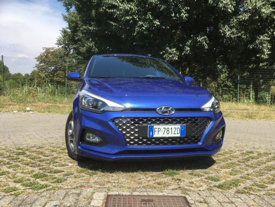 Hyundai i20 frontale
