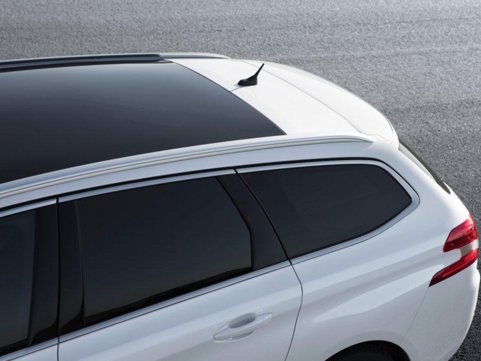 Peugeot 308 SW dettaglio