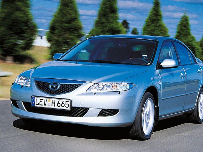 Mazda Mazda6 prima generazione