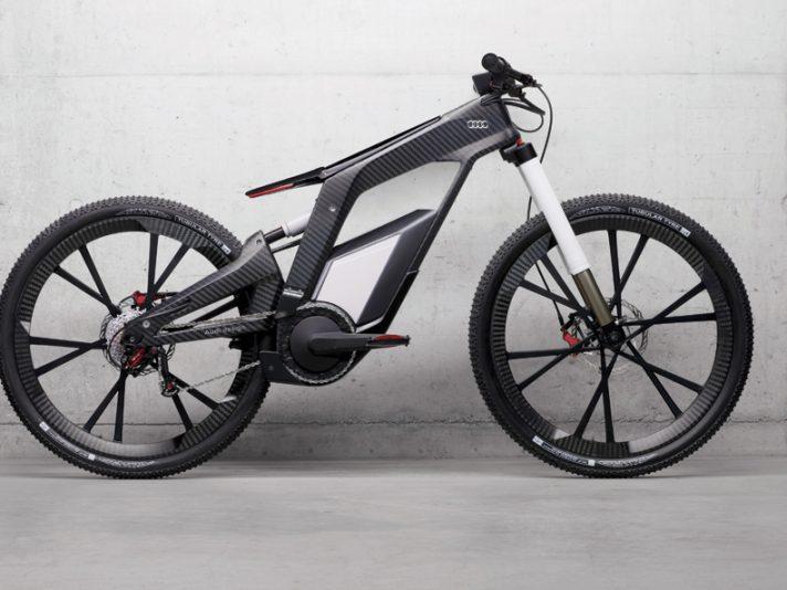 Audi e-Bike: la bicicletta elettrica dei Quattro Anelli