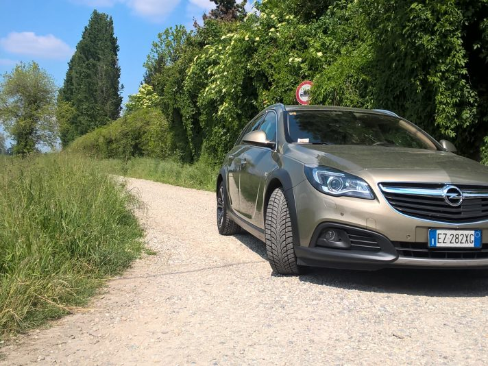 Opel Insignia Country Tourer 2