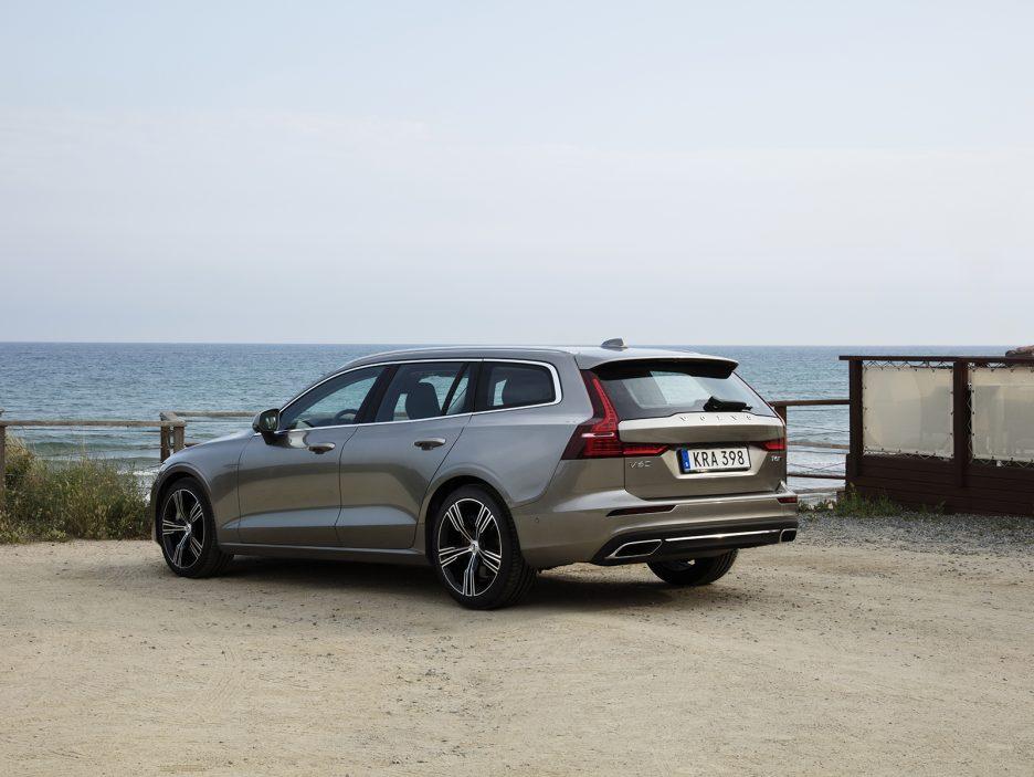 Volvo V60 2018.
