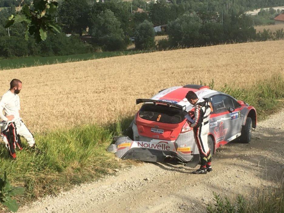 Crugnola Ford Fiesta Rally San Marino 2018