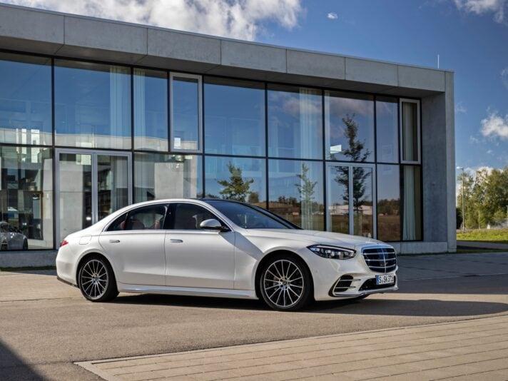 Mercedes-Benz S-Klasse Presse Fahrvorstellung. Immendingen 2020//Mercedes-Benz S-Class press test drive. Immendingen 2020