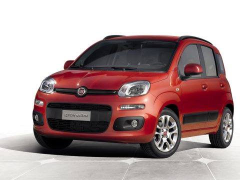 1 - Fiat Panda terza generazione