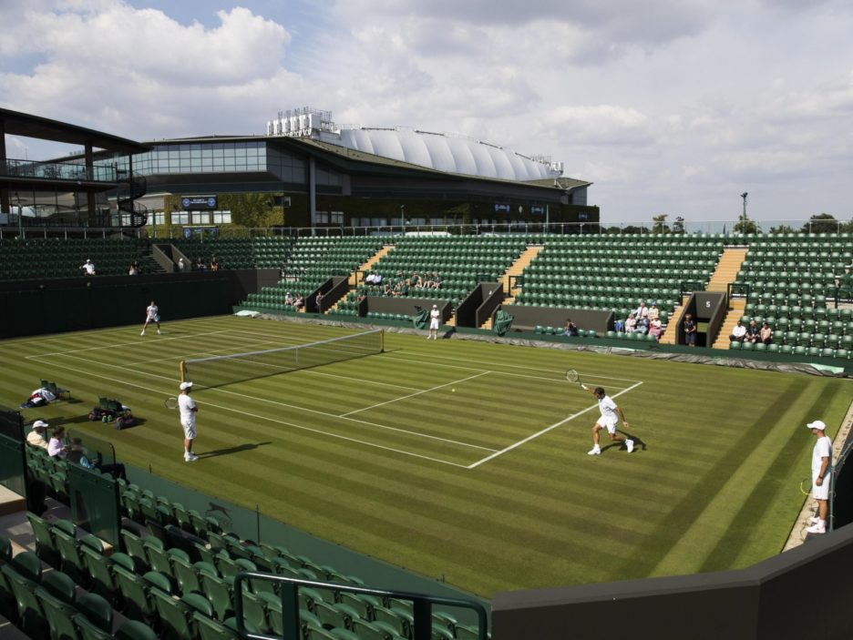 All England Lawn Tennis Championships in Wimbledon