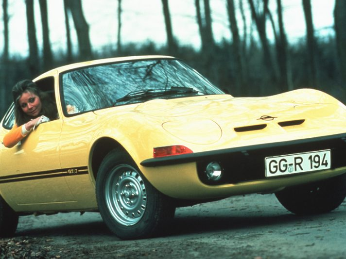 Opel GT prima generazione