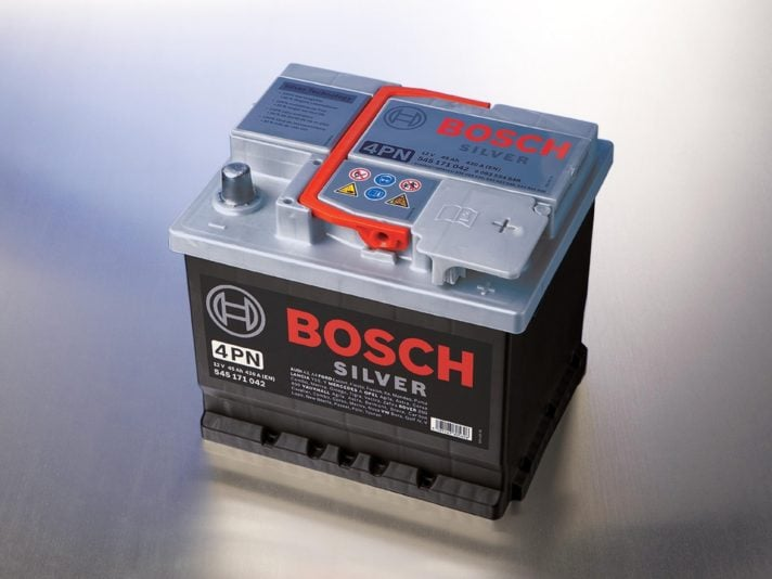 Batteria Bosch