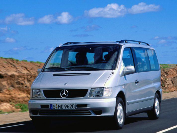 Mercedes classe V prima generazione