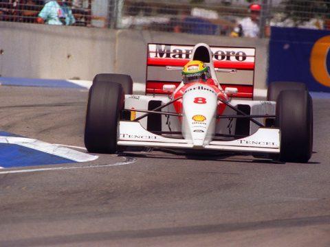 McLaren MP4-8