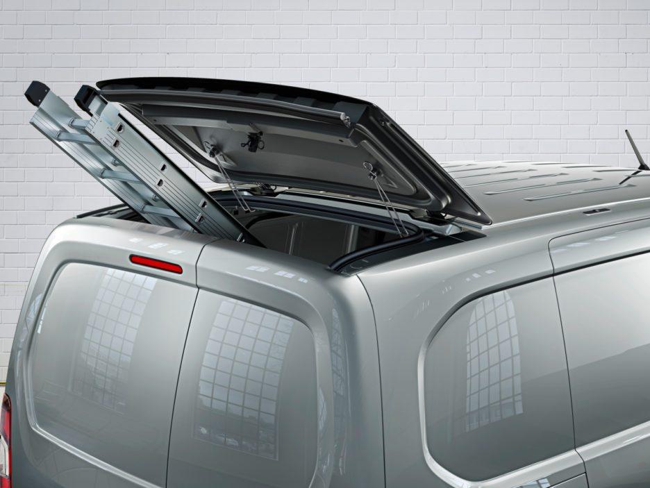 Opel Combo dettaglio