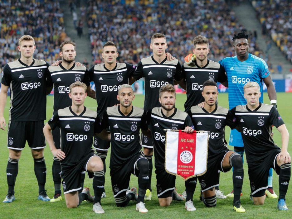 Dynamo Kyiv vs Ajax Amsterdam