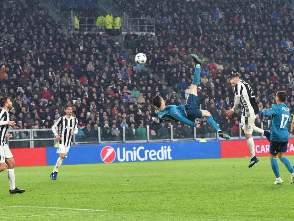 Calcio: da Riva a Cristiano Ronaldo, rovesciate da cineteca / SPECIALE