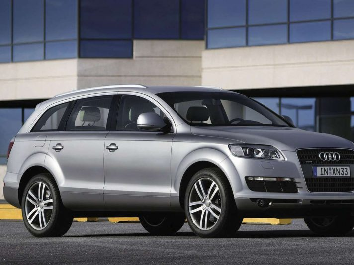 Audi Q7 prima generazione