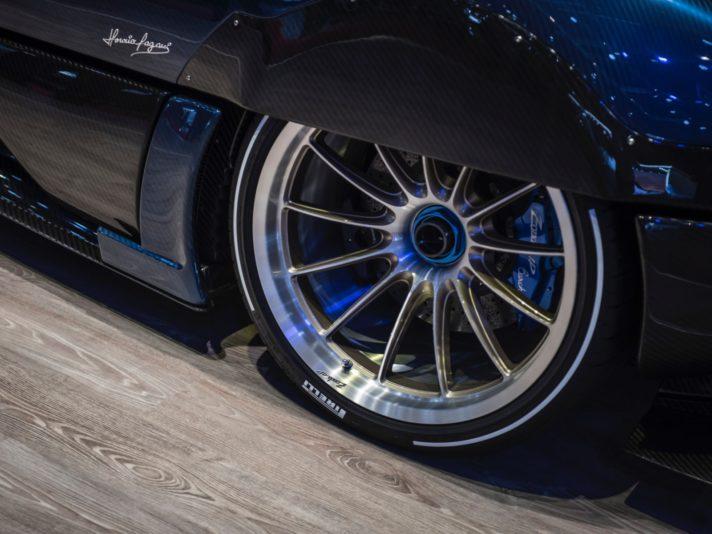 Pirelli Pagani Zonda HP - Ginevra 2018