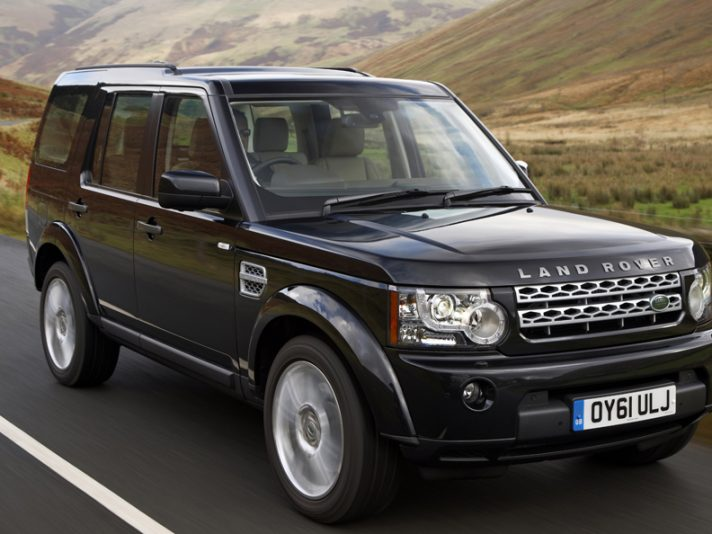 1 - Land Rover Discovery 4