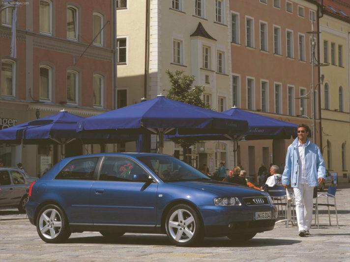 Audi A3 prima generazione restyling