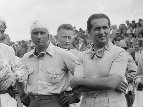 Fangio Ascari