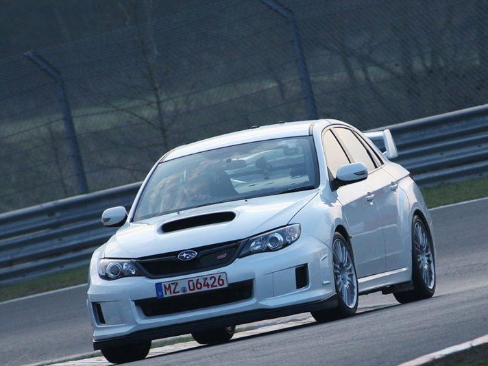 Subaru WRX 4p