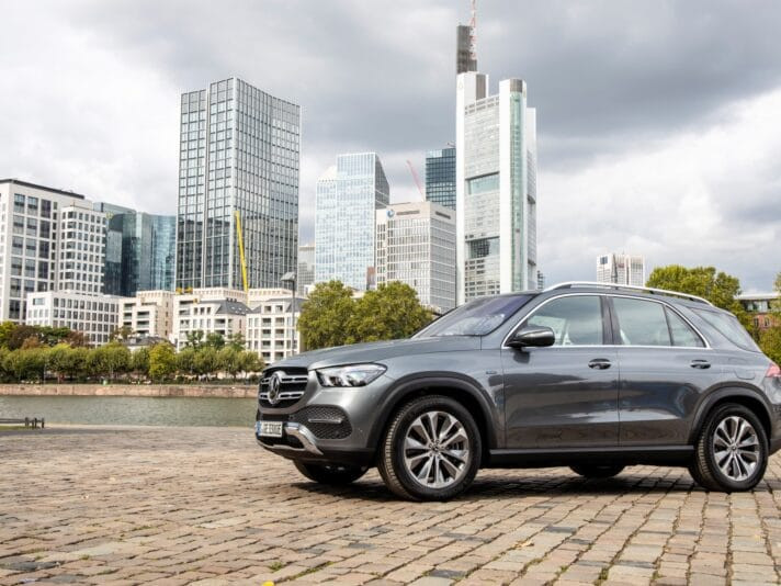 Mercedes-Benz Plug-in hybrids - The New EQ Power Family Frankfurt, September 2019Mercedes-Benz Plug-in hybrids - The New EQ Power Family Frankfurt, September 2019