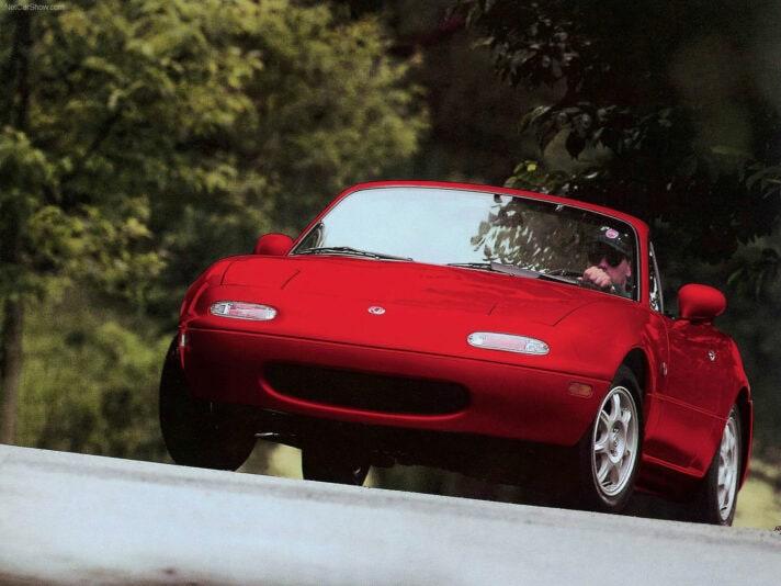 1989 - Mazda MX-5 prima generazione
