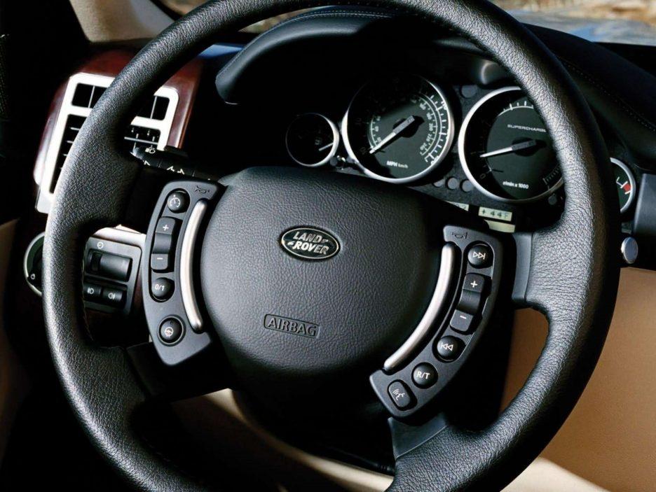 Land Rover Range Rover volante