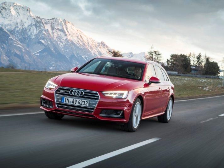 Audi A4 Avant TFSI ultra