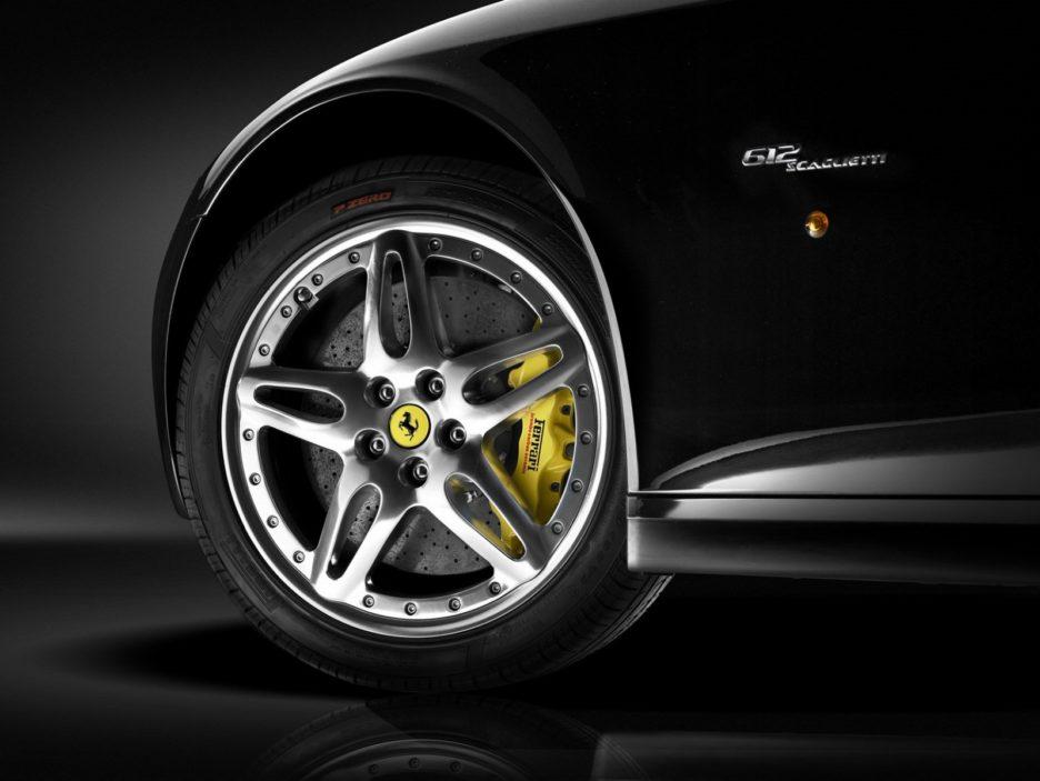 Ferrari 612 Scaglietti cerchi in lega