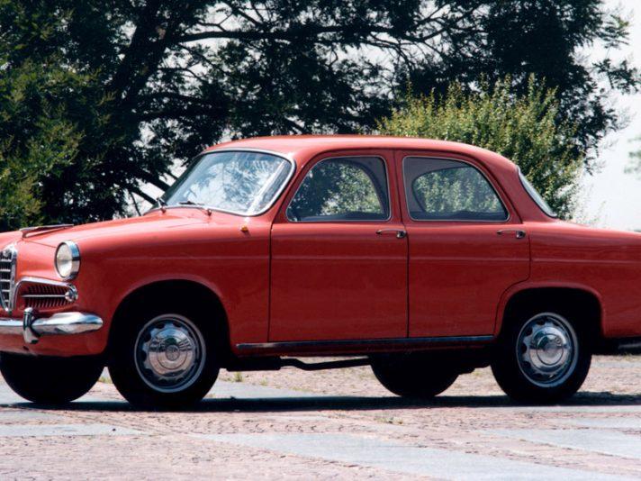 Alfa Romeo Giulietta prima generazione