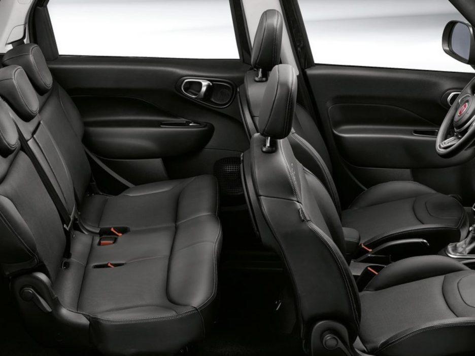 Fiat 500L Wagon abitacolo