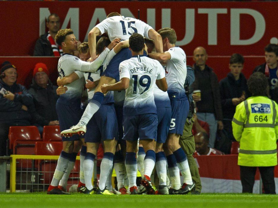 Manchester United vs Tottenham Hotspur FC