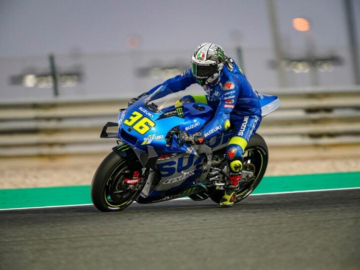 Suzuki MotoGP 2021