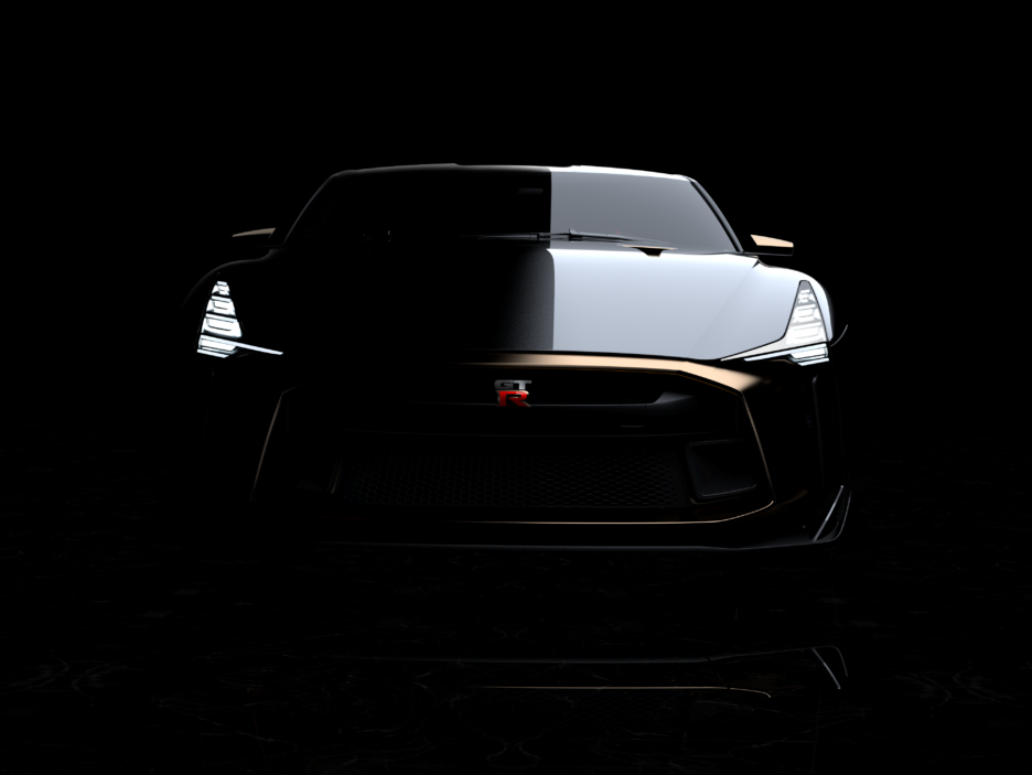 Nissan GT R50 05