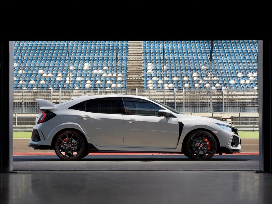 Honda Civic Type-R profilo