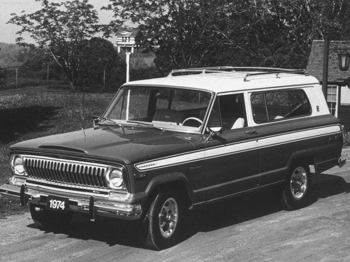 Jeep Cherokee prima generazione