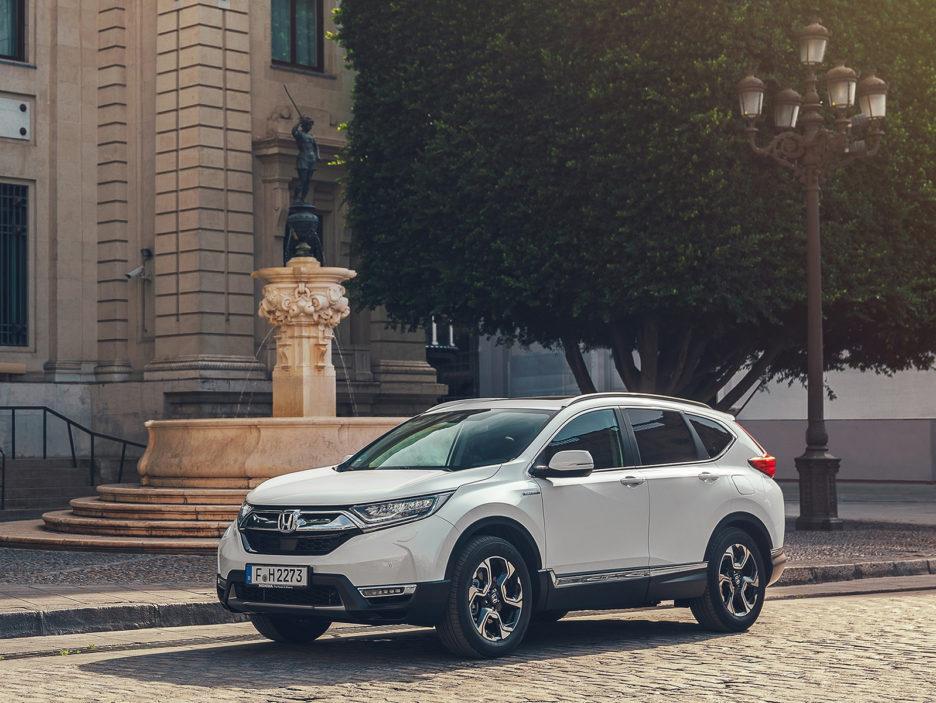 Honda confirms economy and emissions data for CR-V Hybrid,  and