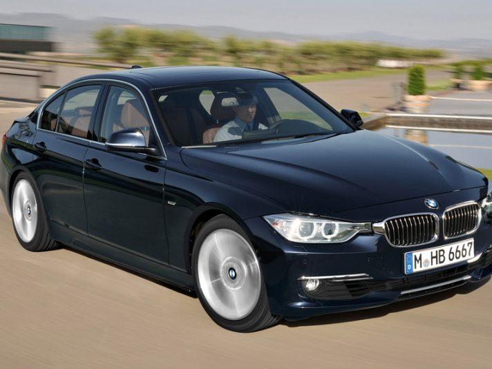 1 - BMW serie 3 F30